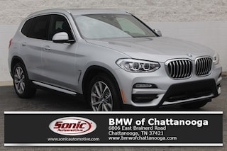 New 2019 BMW X3 sDrive30i SAV for sale in Chattanooga, TN