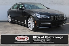 New 2019 BMW 750i Sedan Chattanooga