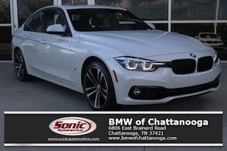 New 2018 BMW 330e iPerformance Sedan for sale in Chattanooga, TN