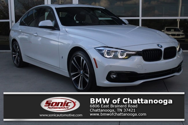New 2018 BMW 330e iPerformance Sedan Chattanooga