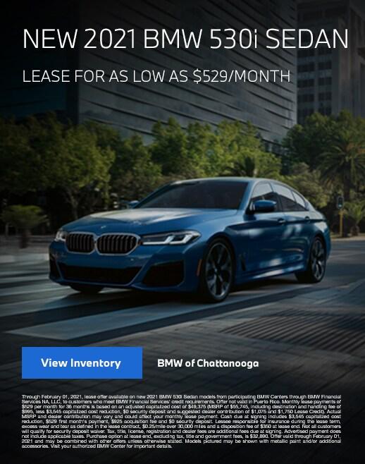 BMW 530i Special