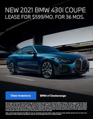 2021 BMW 430i Lease Specials