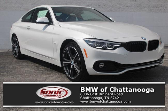 New 2019 BMW 430i xDrive Coupe Chattanooga