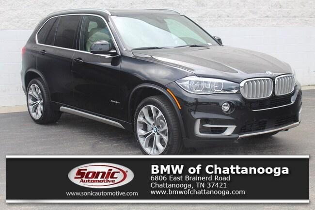 New 2018 BMW X5 xDrive50i SAV Chattanooga