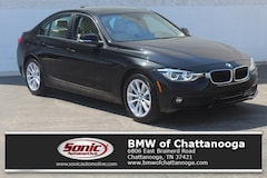 New 2018 BMW 320i xDrive Sedan Chattanooga