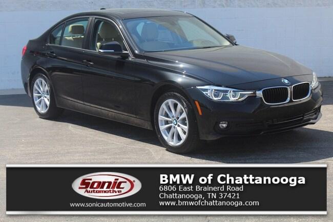 New 2018 BMW 320i xDrive Sedan Chattanooga