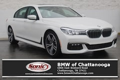 New 2019 BMW 740i Sedan Chattanooga