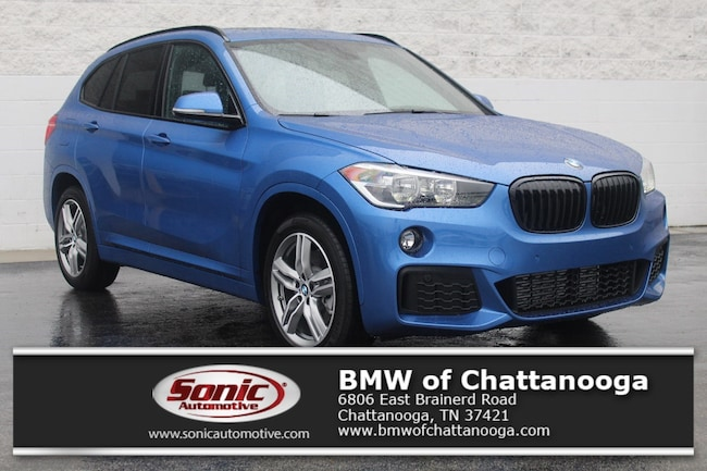 New 2018 BMW X1 xDrive28i SAV Chattanooga