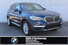 New 2021 BMW X3 sDrive30i SAV Chattanooga