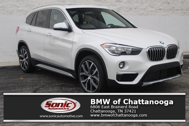 Used 2018 BMW X1 xDrive28i SAV in Chattanooga