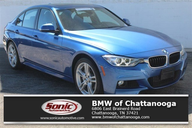 Certified Used 2015 BMW 335i Sedan in Chattanooga