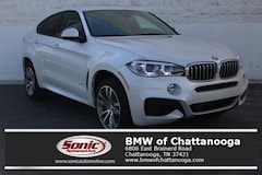 New 2019 BMW X6 xDrive50i SAV Chattanooga