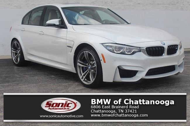 New 2018 BMW M3 Sedan Chattanooga