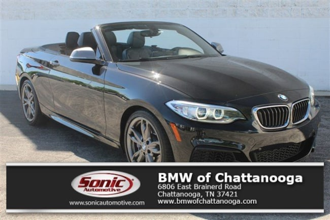 Used 2015 BMW M235 Convertible in Chattanooga