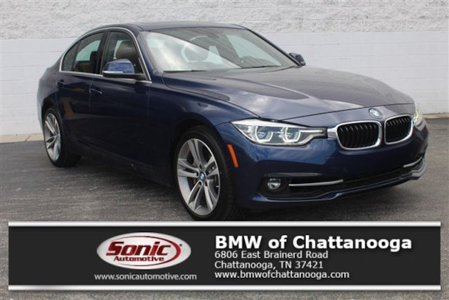 Certified Used 2016 BMW 340i Sedan in Chattanooga