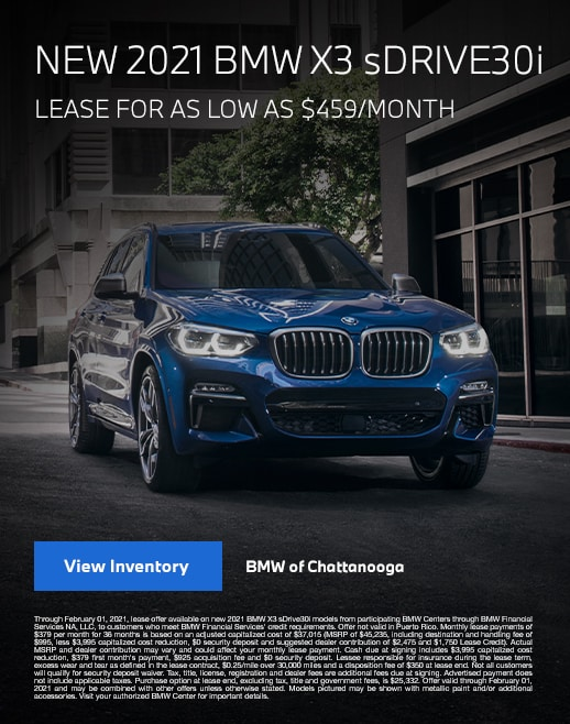BMW X3 Special
