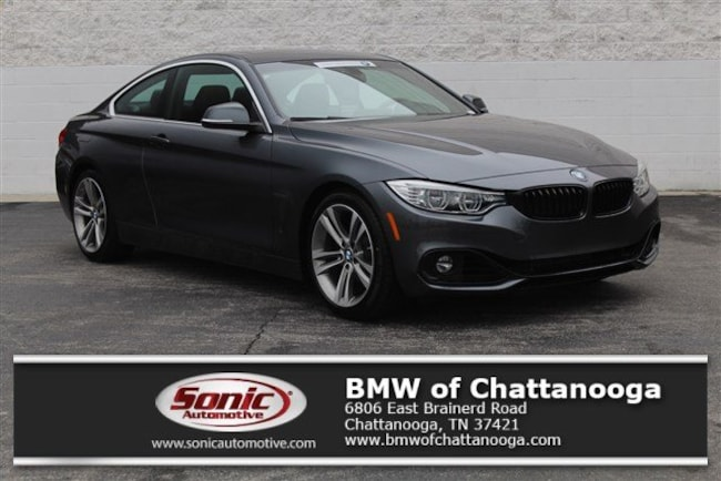 Certified Used 2016 BMW 428i Coupe in Chattanooga