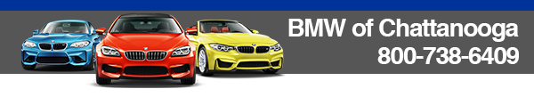 BMW of Chattanooga - 800-738-6409