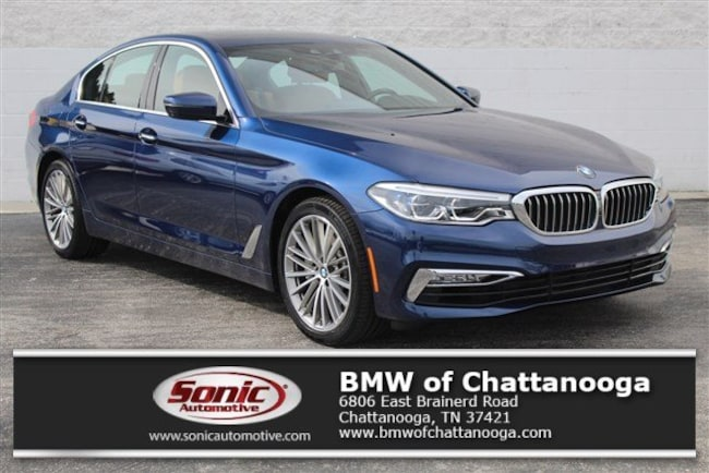 Certified Used 2017 BMW 530i Sedan in Chattanooga