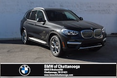 New 2021 BMW X3 xDrive30i SAV Chattanooga