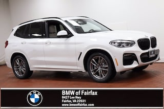 New 2021 BMW X3 xDrive30i SAV near Washington DC