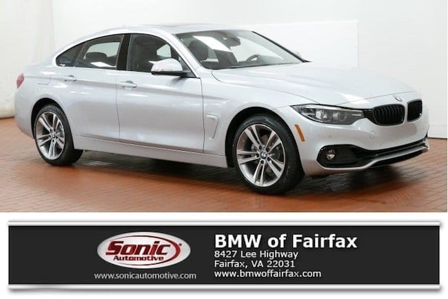 Used 2019 BMW 430i xDrive Sport Package Coupe in Fairfax, VA