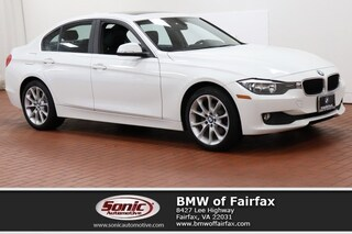 2015 BMW 320i xDrive Sport Package Sedan