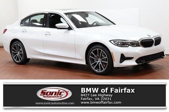 New 2019 BMW 330i xDrive Sport Package Sedan near Washington DC