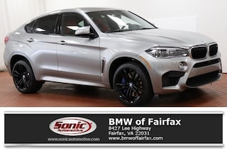 New 2019 BMW X6 M Sports Activity Coupe SAV near Washington DC