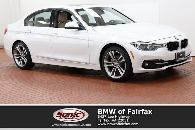 Used 2018 BMW 328d Sport Package Sedan in Fairfax, VA