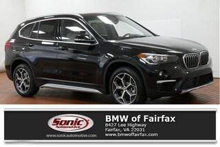 New 2019 BMW X1 sDrive28i SUV near Washington DC