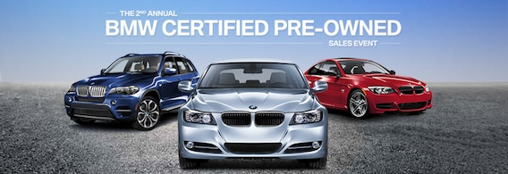 Bmw Certified Pre Owned >> Bmw Certified Pre Owned Special Offers Bmw Of Fairfax