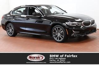 Used 2019 BMW 3 Series xDrive Sedan in Fairfax, VA