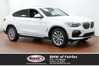 Used 2019 BMW X4 xDrive30i xLine SUV in Fairfax, VA