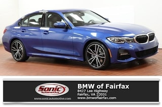 New 2019 BMW 330i 330i Sedan for sale in Fairfax, VA