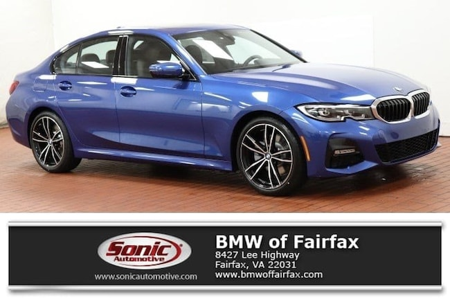 New 2019 BMW 330i 330i Sedan near Washington DC
