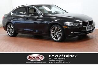 Certified 2015 BMW 335i xDrive Sedan near Washington DC