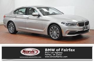 Used 2019 BMW 530i Luxury Line Sedan in Fairfax, VA