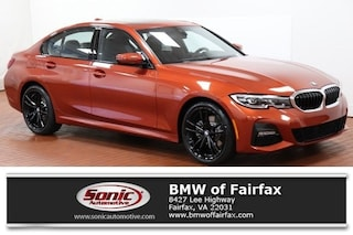 New 2019 BMW 330i xDrive Sedan near Washington DC