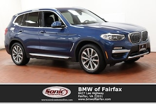 2019 BMW X3 xDrive30i MP