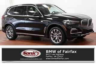New 2019 BMW X5 xDrive40i SAV near Washington DC