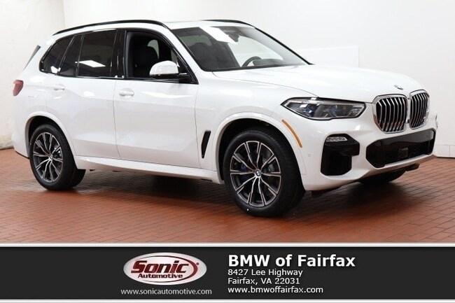 New 2019 BMW X5 xDrive50i SAV near Washington DC
