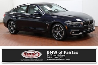 New 2019 BMW 440i xDrive Gran Coupe near Washington DC