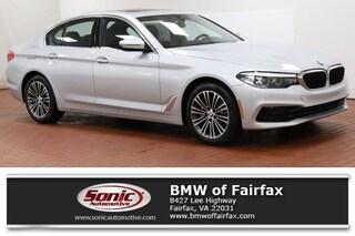 New 2019 BMW 530i Sedan near Washington DC