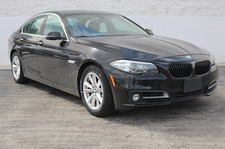 Used 2015 BMW 5 Series Sedan in Fairfax, VA