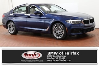 New 2019 BMW 530i xDrive Sedan for sale in Fairfax, VA