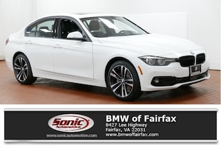 New 2018 BMW 328d xDrive Sedan near Washington DC