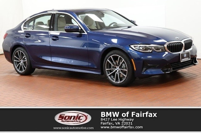 New 2019 BMW 330i Sport Package Sedan near Washington DC
