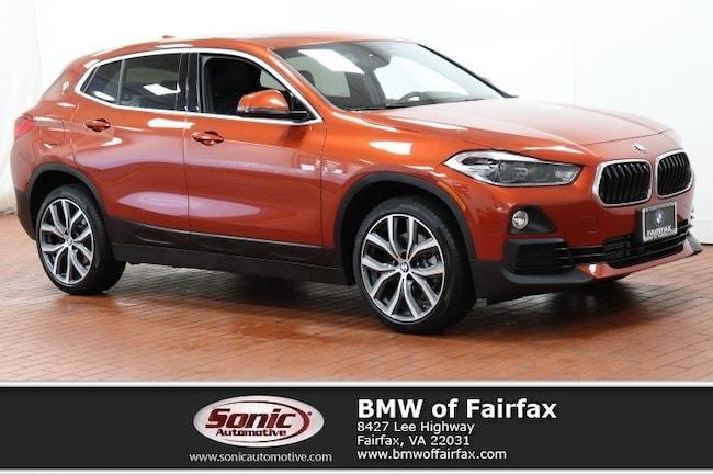 Used 2018 BMW X2 sDrive28i SUV in Fairfax, VA