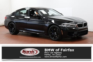 New 2019 BMW M5 Sedan Sedan near Washington DC